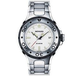 Movado Womens 2600028 Series 800 Performance Stainless Steel Watch