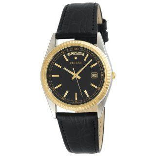 Pulsar Mens PVM012S Watch Watches