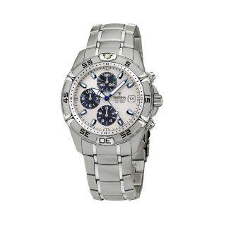 Festina Mens Estuche F16169/2 Silver Stainless Steel Quartz Watch