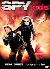 Spy Kids DVD, 2001