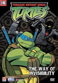 Teenage Mutant Ninja Turtles   Vol. 3 The Way of Invisibility DVD, 2003