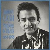 The Man in Black 1954 1958 Box by Johnny Cash CD, Sep 1990, 5 Discs, Bear Family Records Germany