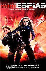 Spy Kids VHS, 2003