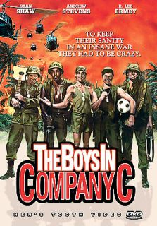 The Boys in Company C DVD, 2008