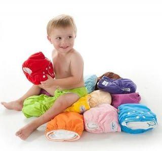 Fuzzibunz Fuzzi Bunz 3 Cloth Diapers Perfect Size XS XSmall Fit