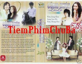 Cong Chua LuLu. tron bo 20 tap, DVD phim Han Quoc