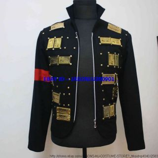 SUPER COOL Michael Jackson Jacket With Trademarks in AD   Pro