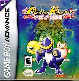 Monster Rancher Advance Nintendo Game Boy Advance, 2001