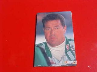 Of Nascar Postcard Competitive Motorsports Harry Gant 33 Skoal Bandit