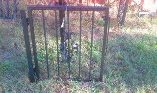 wrought iron garden gates in Edging, Gates & Fencing