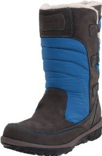 Timberland Womens Crystal Mountain Mid Pull On Boot Rain And Snow