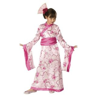 Toddler/Girls Cherry Blossom Princess Costume product details page