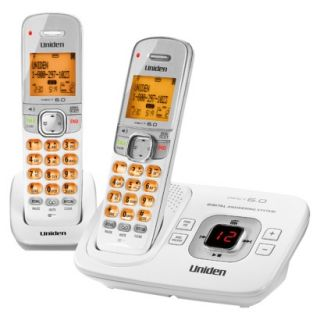 Uniden DECT 6.0 Cordless Phone System (D1780 2W)   White product