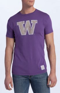 The Original Retro Brand Washington Huskies T Shirt