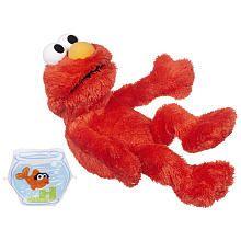 Sesame Street Laugh Out Loud Elmo Plush   Hasbro