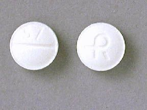 Picture: LORAZEPAM 0.5MG TABLETS  Drug Information  Pharmacy