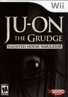 Ju On: The Grudge WII Cover Art