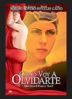 Como Voy A Olvidarte DVD Cover Art