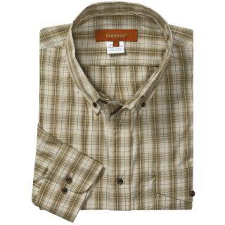 Handmade Maremmano Sport Shirt   Lightweight Cotton, Long Sleeve (For