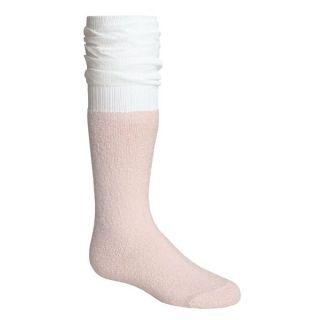 Kamik Ruffle Slouch Knee High Socks   Over the Calf (For Girls)   Save