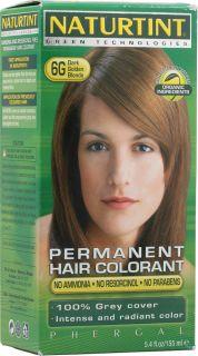 Naturtint Permanent Hair Color 6G Dark Golden Blonde    5.4 fl oz