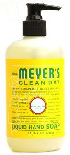 Mrs. Meyers Clean Day® Liquid Hand Soap Honeysuckle    12.5 fl oz