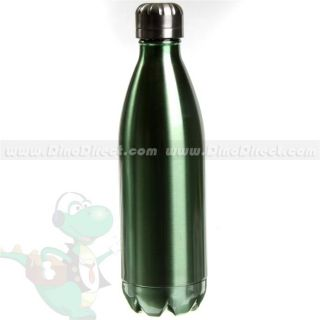 Wholesale Fashionable Cola Shaped Stainless Steel Thermos Water Bottle