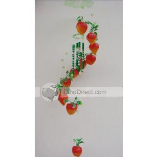 Wholesale Beautiful Emulational Fruit Style Strawberry Wind Chime