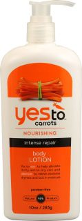 Yes To Inc Yes to Carrots Intense Repair Body Moisturizer    10 fl oz