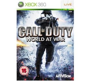 Buy MICROSOFT Call of Duty World at War – for Xbox 360  Free
