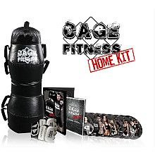 Century Cage Fitness Home Kit