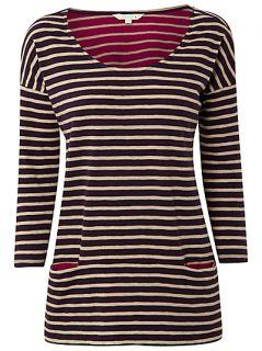Buy White Stuff Shining Jewel T Shirt, Somerset Sun online at