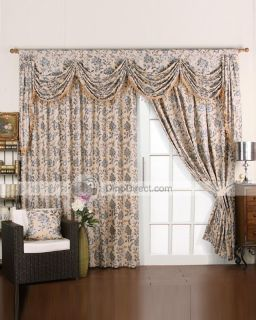 Seacheb European Style Flower Pattern Flannel Bedroom & Living Room