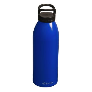 Liberty Bottle Works Water Bottle   32 fl.oz., Screw Top, BPA Free in