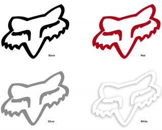 Fox Racing Fox Head TDC 4 Sticker 2012  Compre online