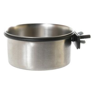 All Living Things® Stainless Steel Food & Water Cup   Bowls