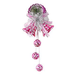 EUR € 18.85   Adornos de Navidad rosa campana decorativa, ¡Envío
