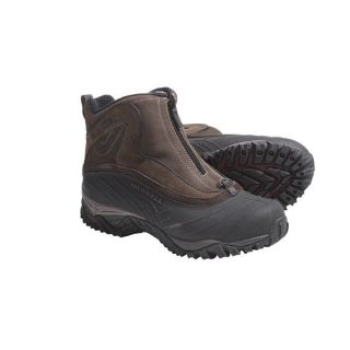 Customer Reviews of Merrell Isotherm Zip Boots   Waterproof, Insulated