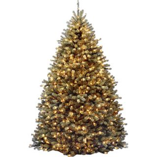 Foot White New Cashmere Pine Pre Lit Christmas Tree with 450 Clear