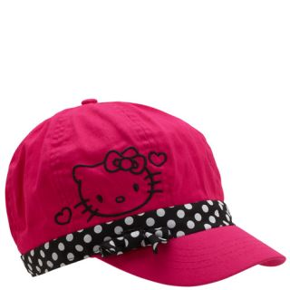 Girls   Hello Kitty   Girls Hello Kitty Cabbie Hat   Payless Shoes