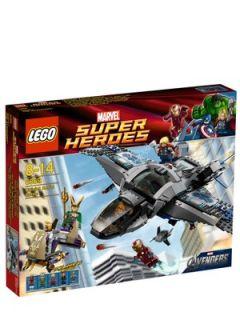 LEGO Super Heroes Marvel 4 Very.co.uk