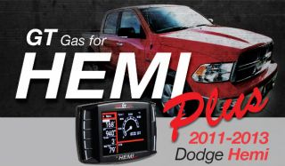 Bully Dog GT for HEMI Plus    on Programmers for 2011 2013