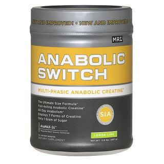 MRI 1000574 Product Reviews and Ratings     MRI® Anabolic Switch