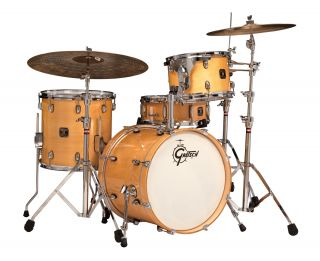Gretsch Drums Catalina Club Jazz (Gloss Natural)  Sweetwater