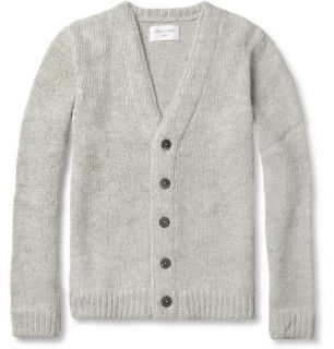 Our Legacy Carmine Alpaca and Merino Wool Blend Cardigan  MR PORTER