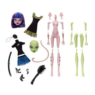 MONSTER HIGH® Create A Monster Witch & Cat Girl Starter Pack   Shop