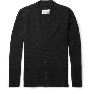 Clothing  Knitwear  Cardigans  Two Tone Wool