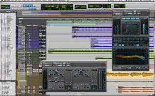 Avid Pro Tools 10 for Students (Full Version   Boxed)  Sweetwater