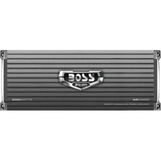 BOSS AUDIO Armor 2500 Watt 1 Channel MOSFET Power Amplifier AR2500M in