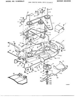 Huskee Deck Spring Location likewise John Deere 520 Carburetor Kit in addition Walker Lawn Mower Fuel Filter in addition John Deere X304 Riding Lawn Mowers moreover Gator Cx Wiring Diagram. on wiring diagram for john deere rx95